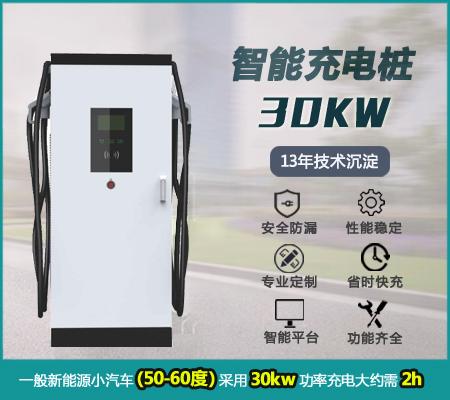 30KW 直流充电桩